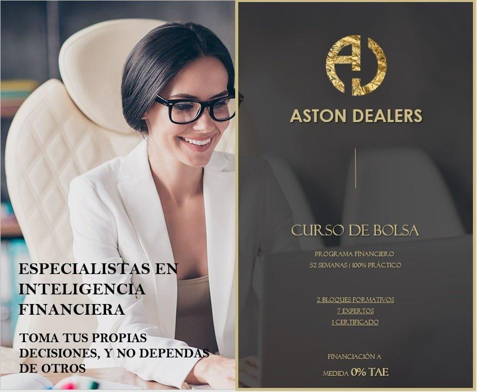 Curso de Bolsa Aston Dealers